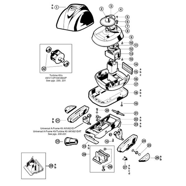 automatic pool cleaner parts polaris hayward pool cleaner parts 115 Volt Motor Wiring Diagram hayward navigator p